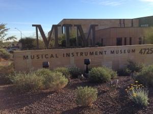 MIM signage @E. Mayo & N. Tatum, 1 block S of AZ #101.