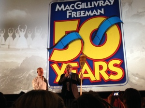 MacGillivray Freeman Films recognized for turning 50.