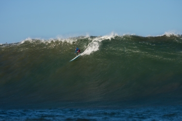Dropping into Mavericks